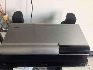 Bose Lifestyle stereo subwoofer 5 speakers