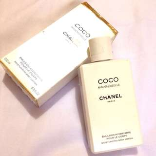 Chanel Moisturizing Body Lotion