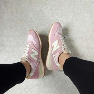 New Balance 996 Blush Pink
