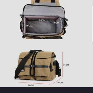 Nat Geo Camera Bag (Grey)