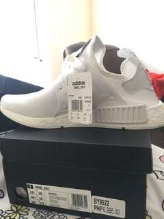 Adidas White NMD shoes for Men