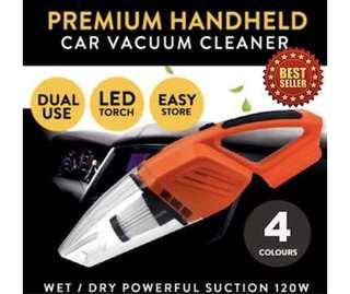 Premium Handheld Car Vacuum Cleaner 120W