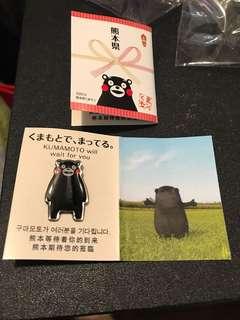 日本直送🇯🇵 熊本熊 徽章