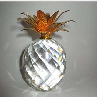 Swarovski 水晶擺設 PINEAPPLE LARGE