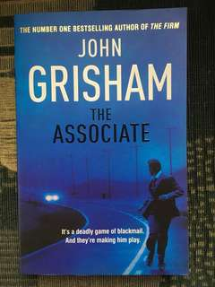 BOOK FOR SALE: The Associate by John Grisham