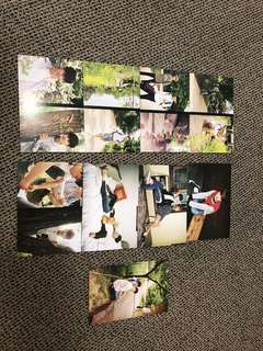 WTS: ASTRO POSTCARDS