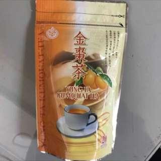金棗茶包 20入