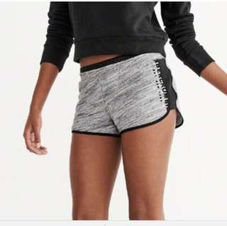 Abercrombie & Fitch Fleece Short
