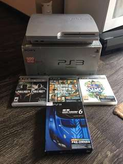 Urgent sale !!with delivery Ps3 320gb