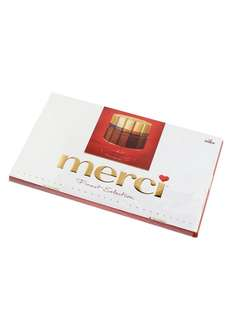 Merci Assorted European Chocolate 32pcs 蜜思雜錦朱古力 32條