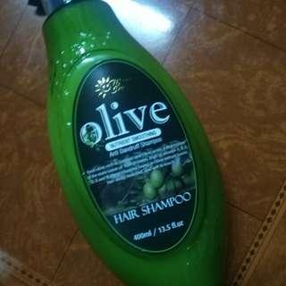 Olive Shampoo Merry Sun