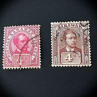 Sarawak Stamps