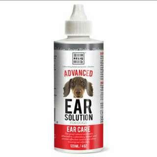 Reliq Dog Advanced Ear Solution 4oz