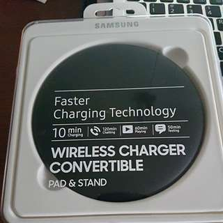 Faster charging wireless charger