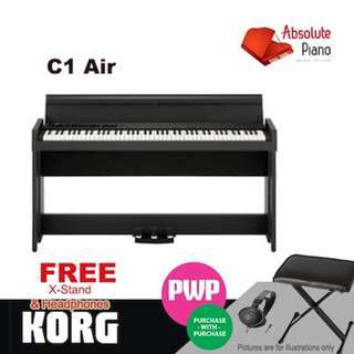 Korg Digital Piano : C1 Air