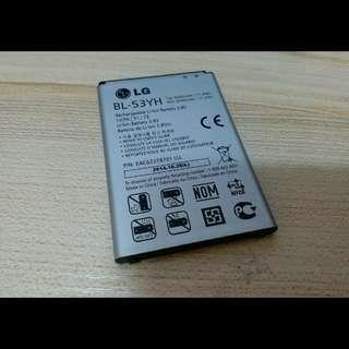 LG G3 原裝電池 Battery