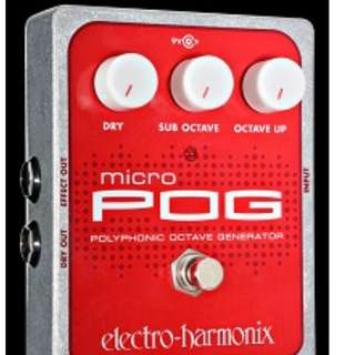 looking for: ehx pedals