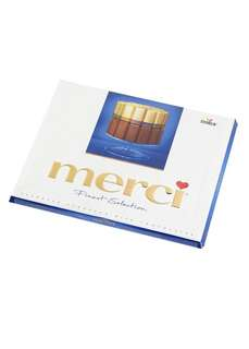 Merci Assorted European Milk Chocolate 20pcs 蜜思牛奶朱古力20條
