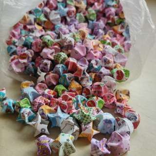Origami Paper Stars 520