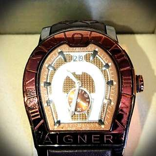 Aigner Roma Men's Watch A38100 (purchased at RM3,600)