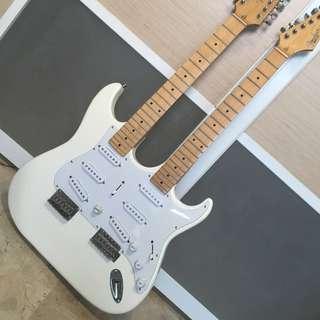 Double Neck guitar