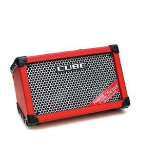 Roland CUBE street (red)