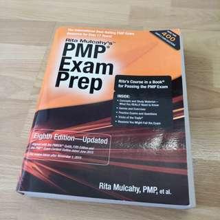 Rita Mulch PMP Exam Prep 8 edition updated