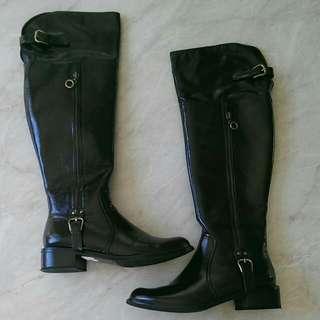 Knee Top Boots