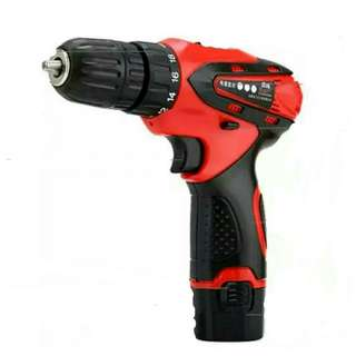 New 12Volts Double Speed  Cordless Drill/Driver