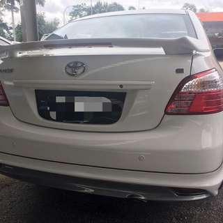 Toyota Vios 1.5E Auto 2012 RM51,800 siap semua on the road No hidden cost No gst Full loan (deposit 0) Bulanan RM6++ x 9 tahun Bulanan RM8++ x 7 tahun Min gaji RM2000 Kalau ada duit muka bulanan lain kira