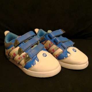 Original Adidas Ltd Edition Monster Inc 12.5UK