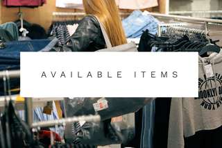 AVAILABLE ITEMS