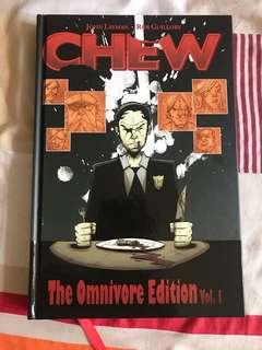 Chew The Omnivore Edition Vol 1