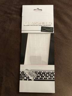 Macbook Keyboard Protector/ Sleeve