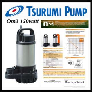 Tsurumi om3 (sealed)