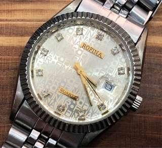 Rofina Computer dial watch