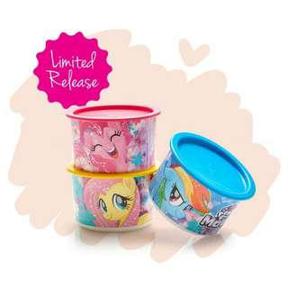 Tupperware poney from indonesia
