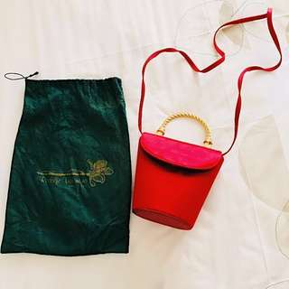 Rudolph Valentino Sling Bag