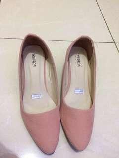 Wedges pink