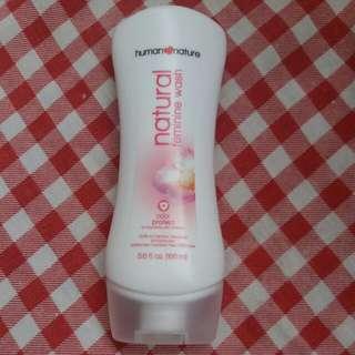Human Nature Feminine Wash Odor Protect