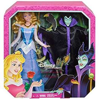Disney Signature Collection Sleeping Beauty and Maleficent Doll (2-Pack)