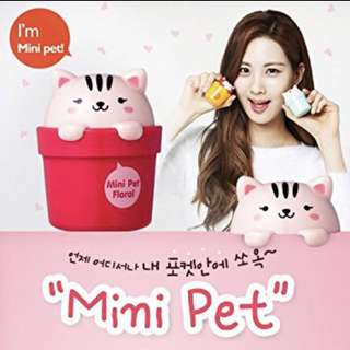 BN face shop mini pet hand cream