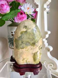 Large Natural Jade Boulder