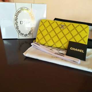 Dior 3 in 1 plus chanel wallet