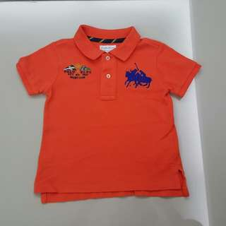 Ralph Lauren Polo Shirt (2years)
