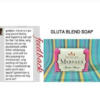 GLUTHA BLEND SOAP