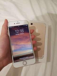 iPhone 7 128GB Gold Globe-locked