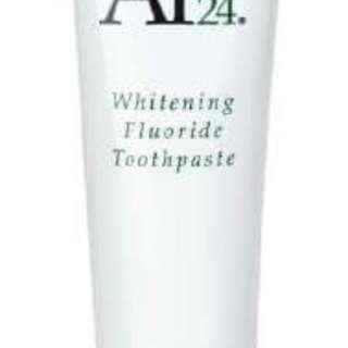 AP24 Whitening Flouride Toothpaste <3