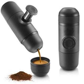 Portable Coffee Maker Mini Espresso Manually Handheld Pressure Espresso Coffee Machine Pressing Home Travel Camp