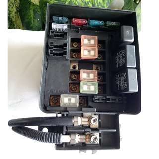Honda Civic EG Fuse Box Original